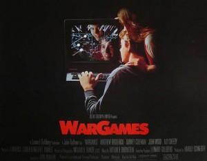 War Games Filmposter