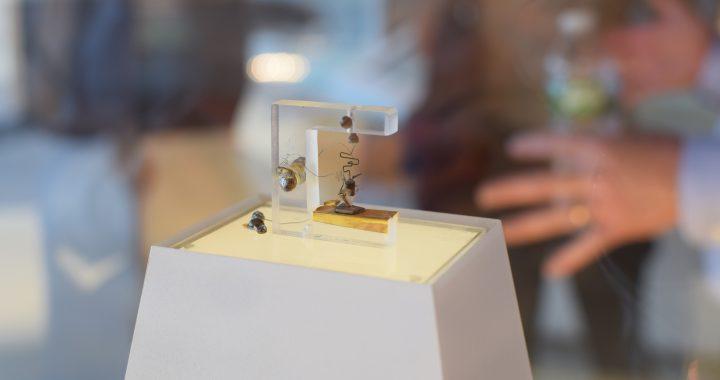 Der erste Transistor