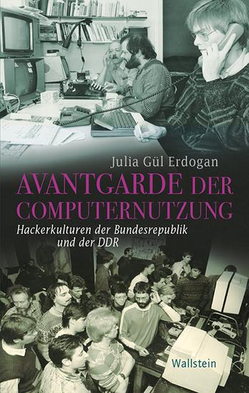"""Cover des Buchs """"Avantgarde der Computernutzung"""""""